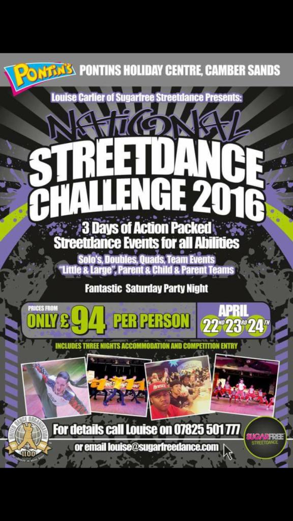 Streetdance-Challenge